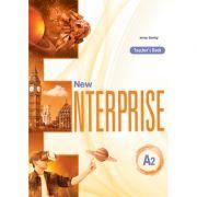 Curs limba engleza New Enterprise A2 Manualul Profesorului - Jenny Dooley