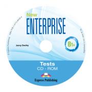 Curs limba engleza New Enterprise B1+ Teste CD - Jenny Dooley