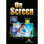 Curs limba engleza On Screen 1 Manual - Jenny Dooley, Virginia Evans
