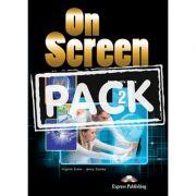 Curs limba engleza On Screen 2 Manual cu Digibook App - Jenny Dooley, Virginia Evans