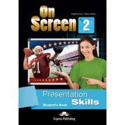 Curs limba engleza On Screen 2 Presentation Skills Manual - Jenny Dooley, Virginia Evans