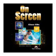 Curs limba engleza On Screen B1 Audio Set 3 CD - Jenny Dooley