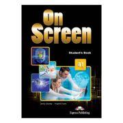 Curs limba engleza On Screen B1 Manual - Jenny Dooley