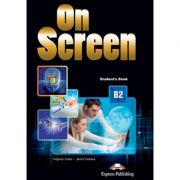 Curs limba engleza On Screen B2 Manual - Virginia Evans, Jenny Dooley