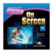 Curs limba engleza On Screen B2 Software pentru tabla interactiva - Virginia Evans, Jenny Dooley