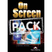 Curs limba engleza On Screen B2+ Manual cu Digibook App - Virginia Evans, Jenny Dooley