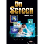 Curs limba engleza On Screen C1 Audio Set 5 CD - Jenny Dooley