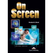 Curs limba engleza On Screen C1 Manual - Jenny Dooley