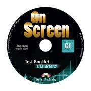 Curs limba engleza On Screen C1 Teste CD - Jenny Dooley