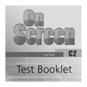 Curs limba engleza On Screen C2 Teste CD - Jenny Dooley