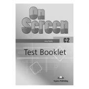 Curs limba engleza On Screen C2 Teste - Jenny Dooley