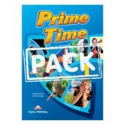 Curs limba engleza Prime Time 1 Manual cu iebook - Virginia Evans