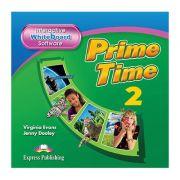 Curs Limba Engleza Prime Time 2 Software pentru Tabla Magnetica Interactiva - Virginia Evans, Jenny Dooley