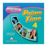Curs Limba Engleza Prime Time 4 Software pentru Tabla Magnetica Interactiva - Virginia Evans, Jenny Dooley