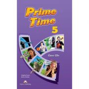 Curs limba engleza Prime Time 5 Audio Set 8 CD - Virginia Evans, Jenny Dooley