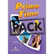 Curs limba engleza Prime Time 5 Caiet si Gramatica cu Digibook App - Virginia Evans