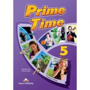 Curs Limba Engleza Prime Time 5 Manual - Virginia Evans, Jenny Dooley