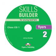 Curs limba engleza Skills Builder Flyers 2 Audio Set 2 CD - Jenny Dooley