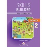 Curs limba engleza Skills Builder Movers 2 Manual - Jenny Dooley