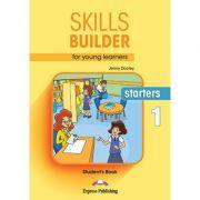 Curs limba engleza Skills Builder Starters 1 Manual - Jenny Dooley