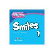 Curs Limba Engleza Smiles 1 Soft pentru Tabla Magnetica Interactiva - Jenny Dooley, Virginia Evans