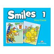 Curs Limba Engleza Smiles 1 Story Cards - Jenny Dooley, Virginia Evans