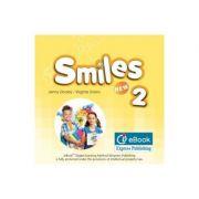 Curs Limba Engleza Smiles 2 ieBook - Jenny Dooley, Virginia Evans