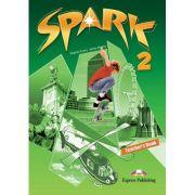 Curs limba engleza Spark 2 Monstertrackers Manualul profesorului - Virginia Evans, Jenny Dooley
