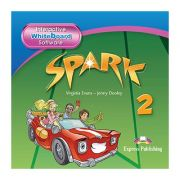 Curs limba engleza Spark 2 Monstertrackers Software pentru tabla magnetica interactiva - Virginia Evans, Jenny Dooley
