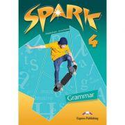 Curs limba engleza Spark 4 Monstertrackers Gramatica - Virginia Evans, Jenny Dooley
