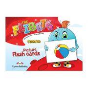 Curs limba engleza The Flibets Starter Flashcards - Jenny Dooley