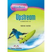 Curs limba engleza Upstream Elementary Software pentru tabla magnetica interactiva - Virginia Evans, Jenny Dooley