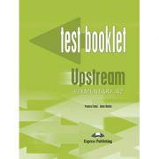 Curs limba engleza Upstream Elementary Teste - Virginia Evans, Jenny Dooley