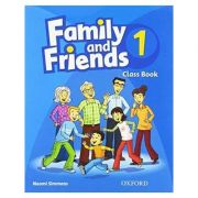Family and Friends 1. Class Book - Naomi Simmons