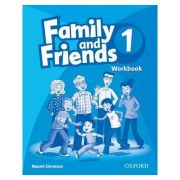 Family and Friends 1. Workbook - Naomi Simmons