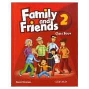 Family and Friends 2. Class Book - Naomi Simmons