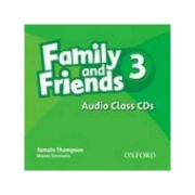 Family and Friends 3. Class Audio CDs