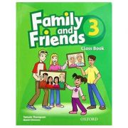 Family and Friends 3. Class Book - Tomzin Thompson, Naomi Simmons