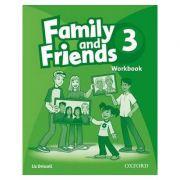 Family and Friends 3. Workbook - Liz Driscoll