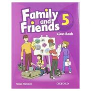 Family and Friends 5. Class Book - Tomzin Thompson