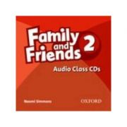 Family and Friends. Class Audio CDs