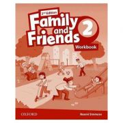 Family and Friends. Level 2. Workbook - Naomi Simmons