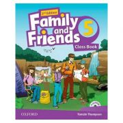 Family and Friends. Level 5. Class Book