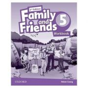 Family and Friends. Level 5. Workbook - Helen Casey