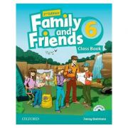 Family and Friends. Level 6. Class Book - Jenny Quintana
