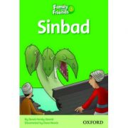Family and Friends. Readers 3. Sinbad - Janet Hardy-Gould