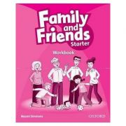 Family and Friends. Starter. Workbook - Naomi Simmons