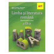 Manual Limba si literatura romana clasa 9-a - Adrian Costache
