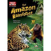 Literatura CLIL The Amazon Rainforest 2 cu Cross-platform App - Jenny Dooley