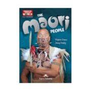 Literatura CLIL The Maori People cu multi-Rom - Jenny Dooley